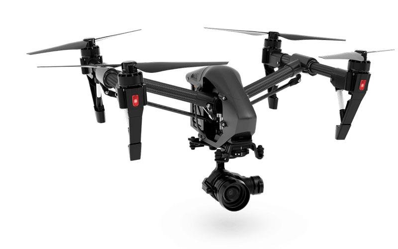 drone audiovisual